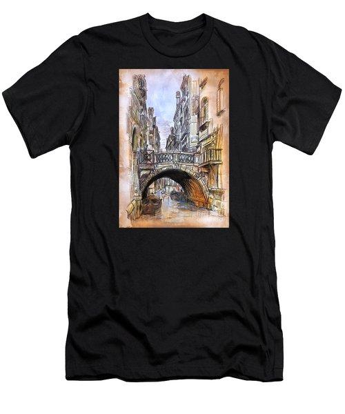 Venice 2 Men's T-Shirt (Athletic Fit)
