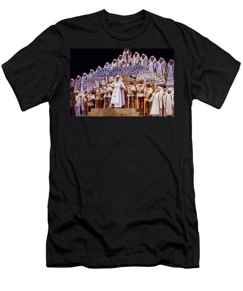 Verdi Aida Men's T-Shirt (Athletic Fit)