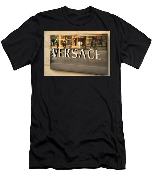 Versace Men's T-Shirt (Athletic Fit)