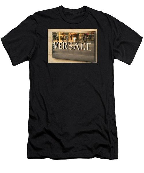 Versace Men's T-Shirt (Athletic Fit)