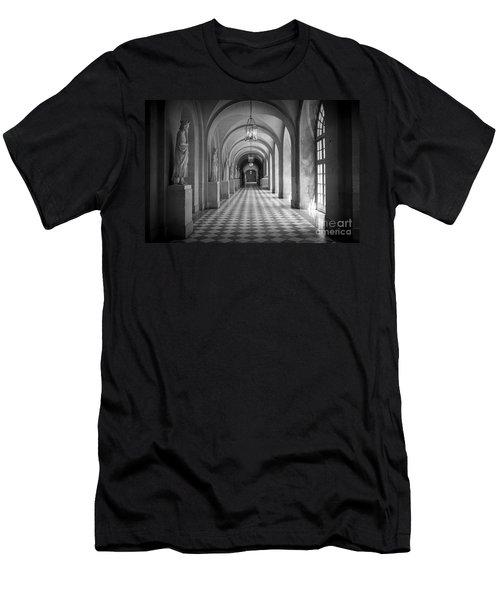 Versailles Hallway Men's T-Shirt (Athletic Fit)