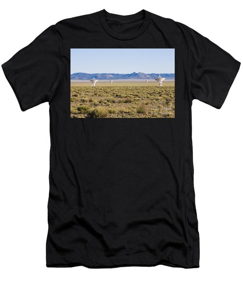 Very Large Array Men's T-Shirt (Athletic Fit)