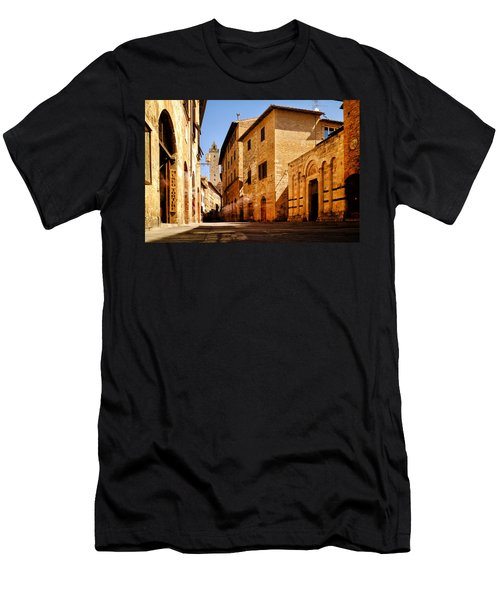 Via San Giovanni Men's T-Shirt (Athletic Fit)