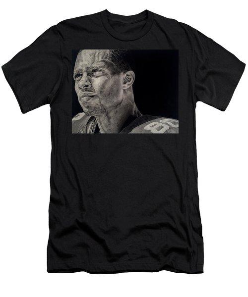 Victor Cruz Drawing Men's T-Shirt (Athletic Fit)