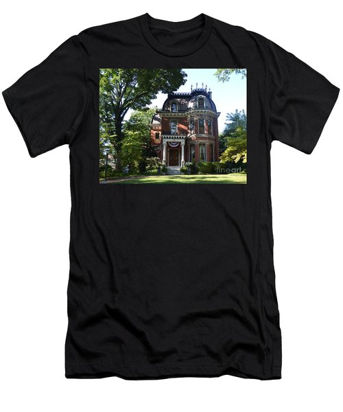 Victorian Beauty Men's T-Shirt (Slim Fit) by Luther Fine Art