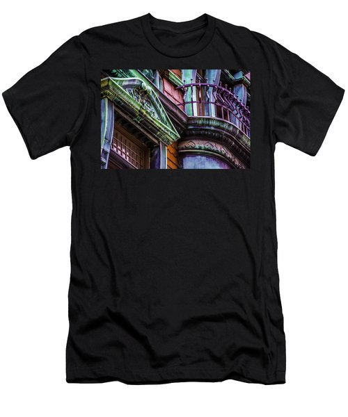 Victorian Color Men's T-Shirt (Athletic Fit)