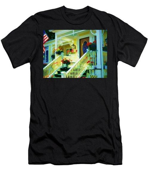 Victorian Sunshine Men's T-Shirt (Athletic Fit)
