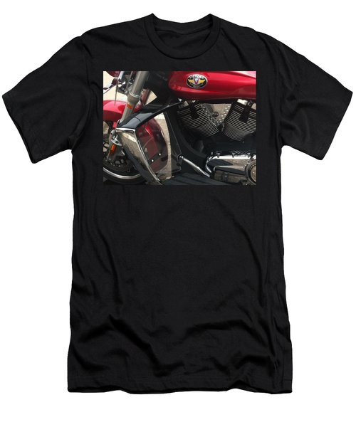 Victory Cycle Men's T-Shirt (Athletic Fit)