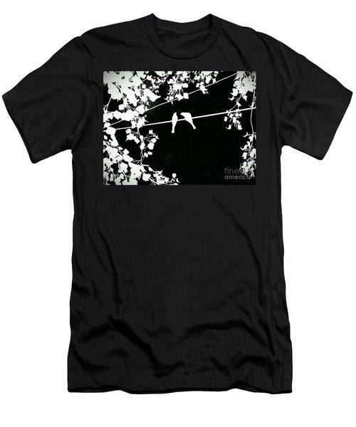Vignette Men's T-Shirt (Athletic Fit)