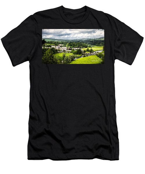 Village Of Inistioge Men's T-Shirt (Athletic Fit)