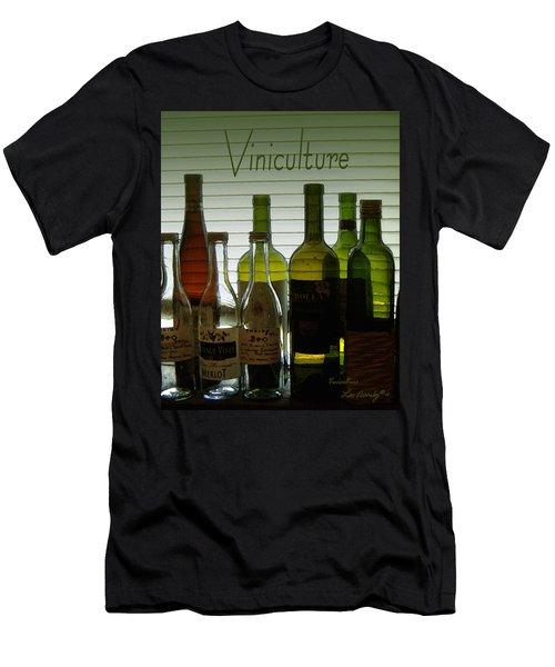 Viniculture  Men's T-Shirt (Athletic Fit)