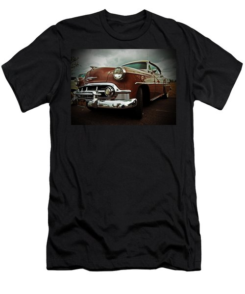 Men's T-Shirt (Slim Fit) featuring the photograph Vintage Chrysler by Gianfranco Weiss