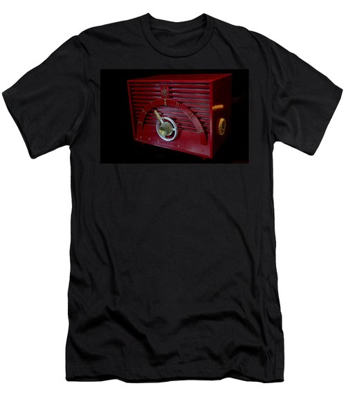 Vintage Radio Men's T-Shirt (Athletic Fit)