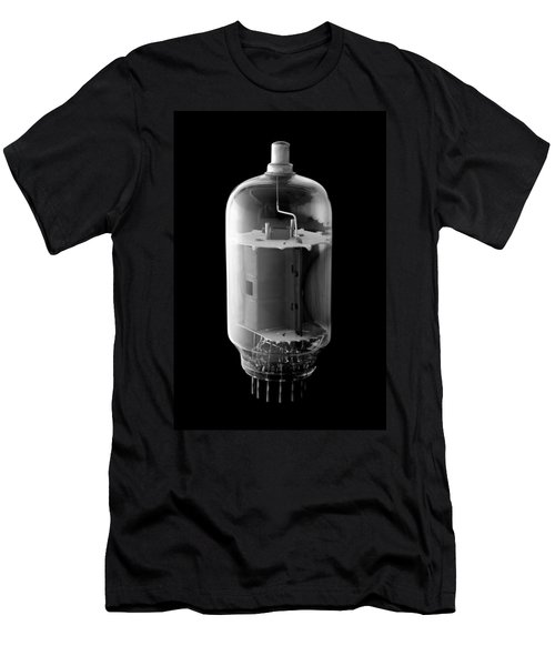 Vintage Vacuum Tube Men's T-Shirt (Athletic Fit)
