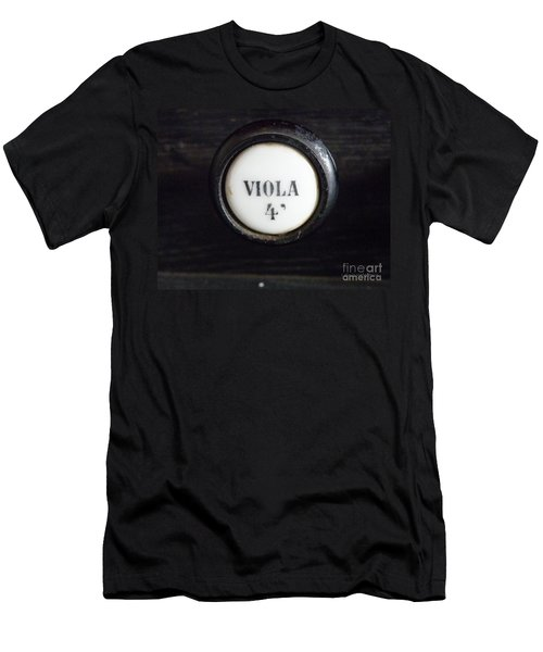 Viola Men's T-Shirt (Athletic Fit)