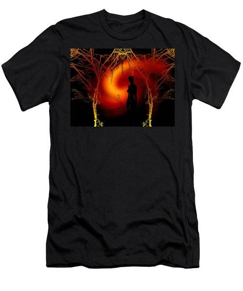 Visione Di Domani  Men's T-Shirt (Athletic Fit)