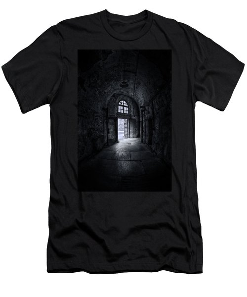 Visions From The Dark Side Men's T-Shirt (Athletic Fit)