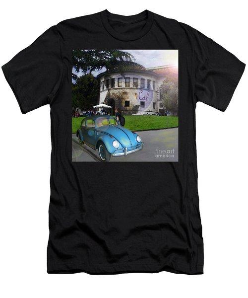 Vw - Uc Berkeley Men's T-Shirt (Athletic Fit)