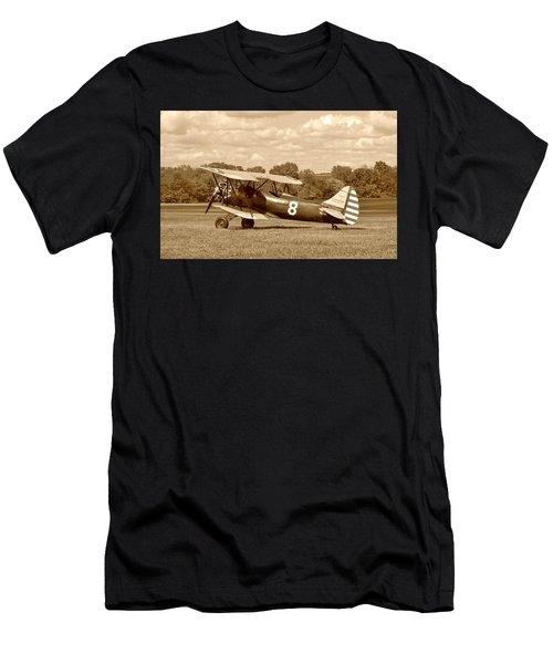 Waco Upf-7 Men's T-Shirt (Athletic Fit)