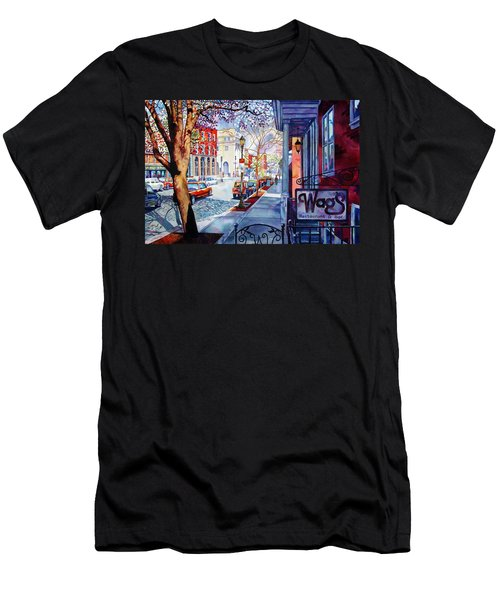 Wags Men's T-Shirt (Athletic Fit)