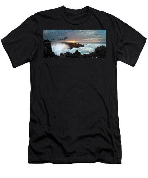 Waikaloa Mana Men's T-Shirt (Athletic Fit)