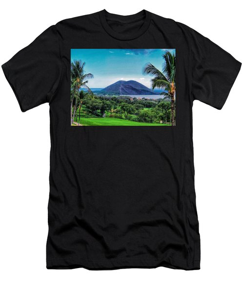 Wailea Golf 6 Men's T-Shirt (Athletic Fit)