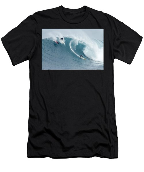 Waimea Surfers Men's T-Shirt (Athletic Fit)
