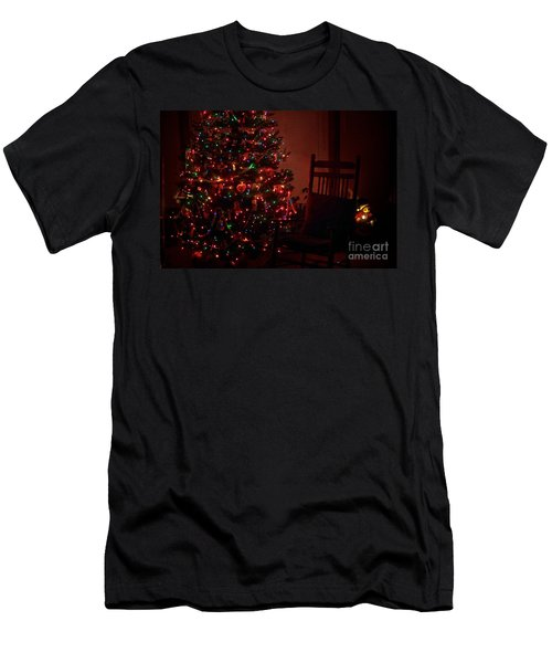 Waiting For Christmas Men's T-Shirt (Athletic Fit)