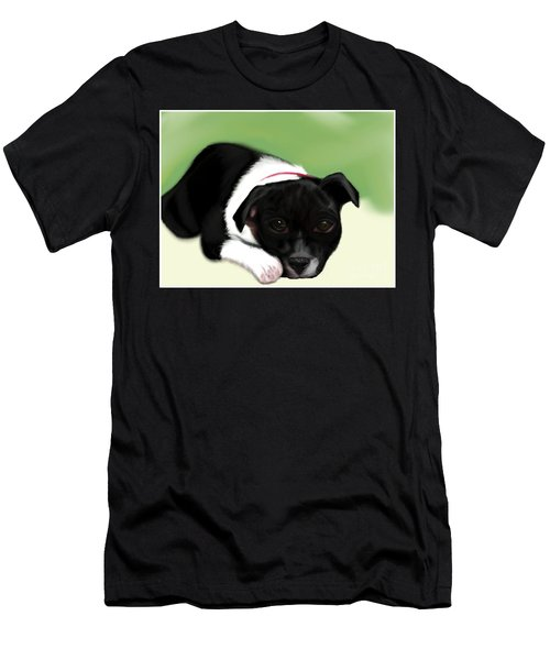 Waiting For The Family  Men's T-Shirt (Athletic Fit)