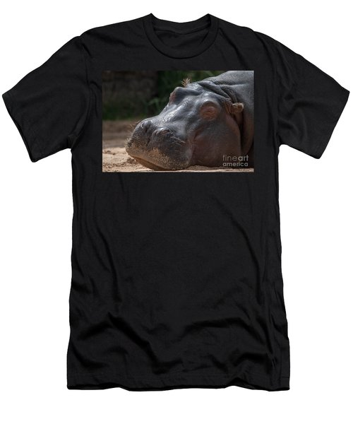 Wake Me When Its Over Men's T-Shirt (Slim Fit) by Ray Warren