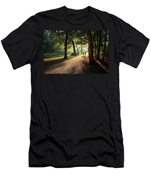 Walk Men's T-Shirt (Athletic Fit)