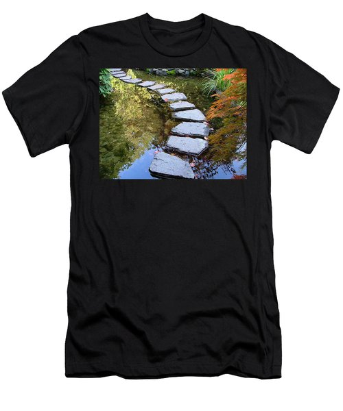 Walk On Water Men's T-Shirt (Athletic Fit)