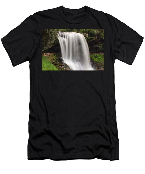 Walk Under A River Men's T-Shirt (Athletic Fit)
