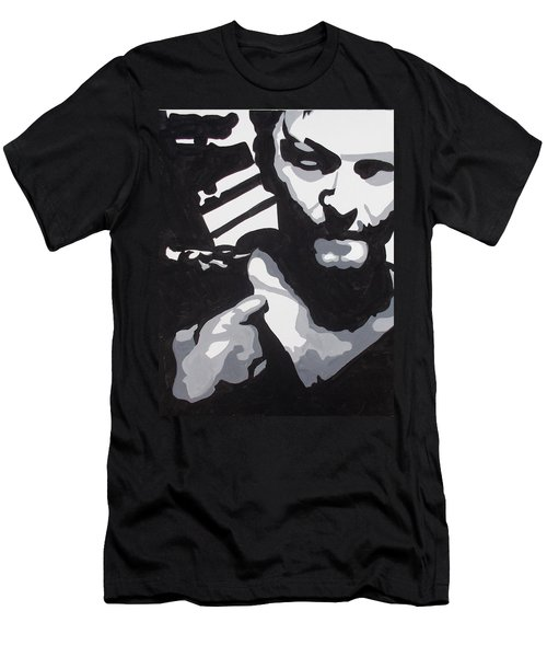 Walking Dead Daryl Close Men's T-Shirt (Athletic Fit)