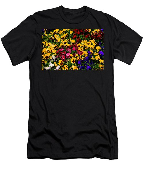 Wallflowers Men's T-Shirt (Athletic Fit)