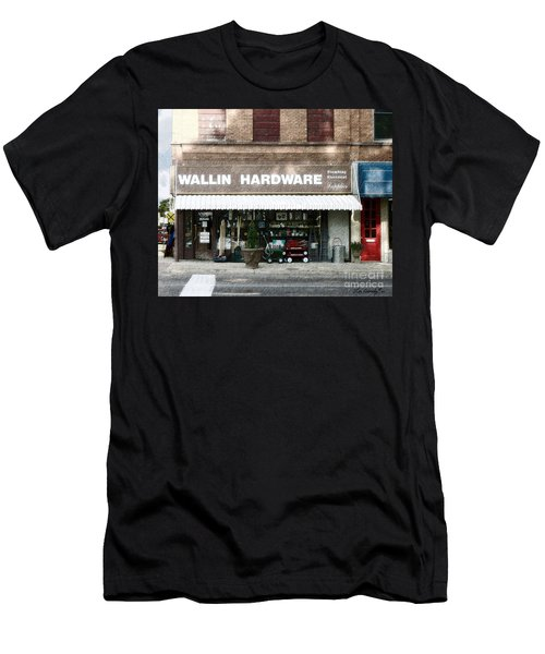 Wallin Hardware Men's T-Shirt (Athletic Fit)