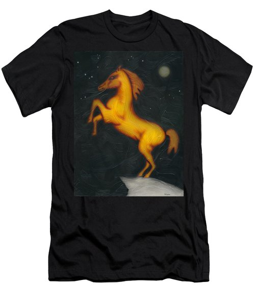 War Horse. Men's T-Shirt (Athletic Fit)
