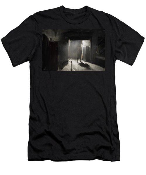 Warehouse Men's T-Shirt (Athletic Fit)