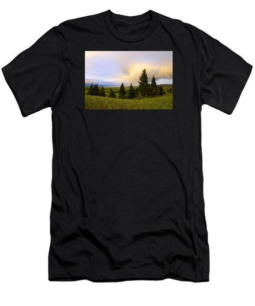 Warm The Soul Men's T-Shirt (Athletic Fit)