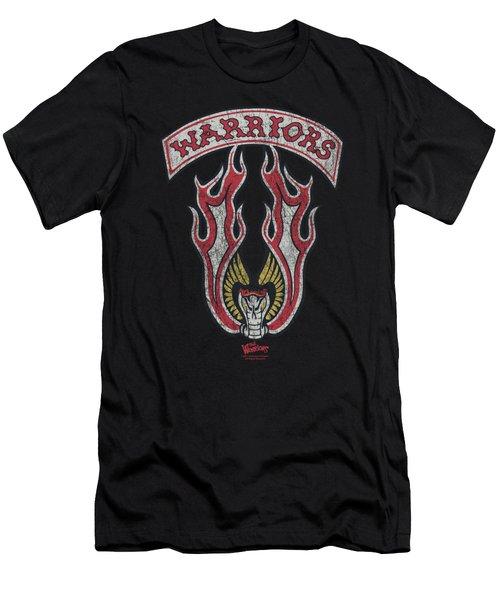 Warriors - Emblem Men's T-Shirt (Athletic Fit)