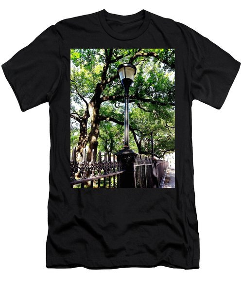Washington Square Men's T-Shirt (Athletic Fit)