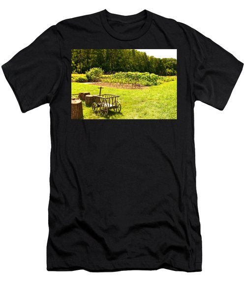 George Washington's Garden Men's T-Shirt (Athletic Fit)