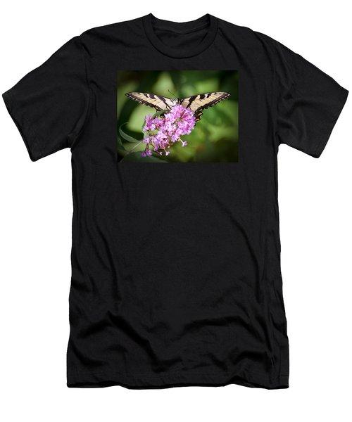 Watching Men's T-Shirt (Slim Fit) by Kerri Farley