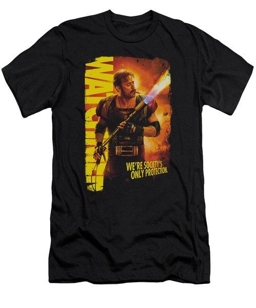 Watchmen - Smoke Em Men's T-Shirt (Athletic Fit)
