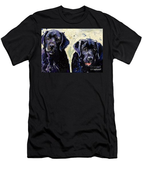 Water Boys Men's T-Shirt (Slim Fit) by Molly Poole