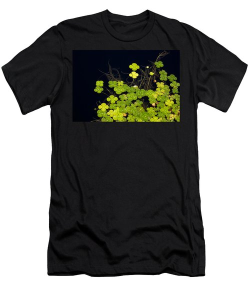 Water Clover Men's T-Shirt (Athletic Fit)