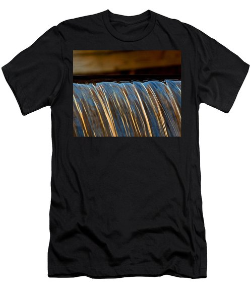 Water Falls Edge 3 Men's T-Shirt (Athletic Fit)