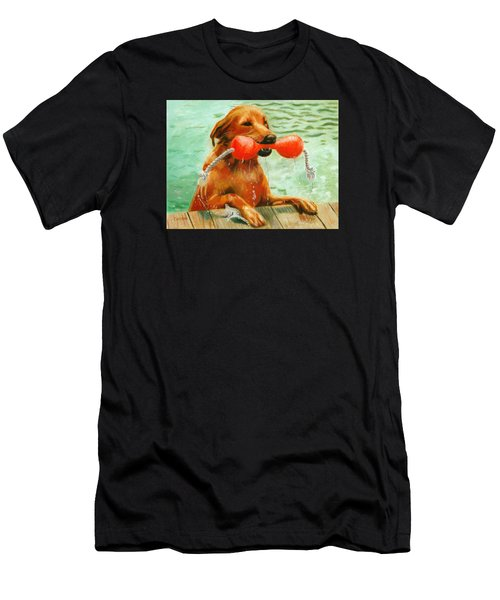 Waterdog Men's T-Shirt (Athletic Fit)