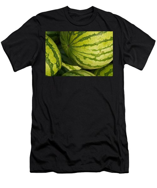 Watermelons Men's T-Shirt (Athletic Fit)