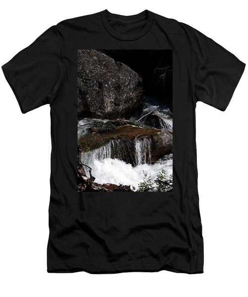 Water's Flow Men's T-Shirt (Athletic Fit)